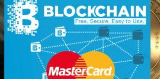 MasterCard выпустит карты на блокчейне